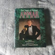 More details for the magic of michael ammar signed book