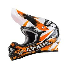 O 'Neal 3 Series Shocker CASCO FB. Orange Taglia L UVP 129,95 € *