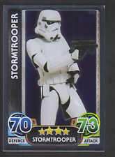 Topps Star Wars - Force Attax The Force Awakens # 173 Stormtrooper - Mirror