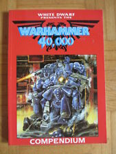 WHITE DWARF presents WARHAMMER 40,000 COMPENDIUM – #0152 English – Fantasy Epic