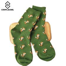 Funny meias Cartoon Creative Novelty Animal Girls Cute Warm Cotton Socks
