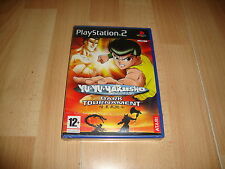 YU YU YUYU HAKUSHO GHOST FILES DARK TOURNAMENT PARA LA SONY PS2 NUEVO PRECINTADO