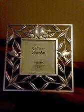 Godinger Silver Plated Art Picture Frame