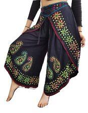 Harem Pants Trouser Yoga Aladdin Batik Work Embroidery Festival 10 12 14 16 18