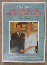 Princess Diana & Prince Charles In Person The Prince and the Princess of Wales