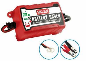Mantenitore di carica Valex Battery Saver 1851207 per auto e moto valex