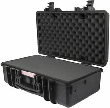 Monoprice Weatherproof / Shockproof Hard Case - Black IP67 level dust and water