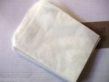 6.8cm x 6.8cm Glassine Bag x 25  Gift bags  Wedding favours Party bags