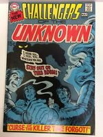 Challengers of the Unknown #73 Comic Book DC 1970