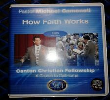 Pastor Michael Cameneti How Faith Works CCF DVD Set Canton Christian Fellowship