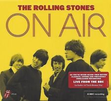 THE ROLLING STONES / ON AIR - LIVE FROM THE BBC - LIMITED DELUXE EDITION * 2CD'S