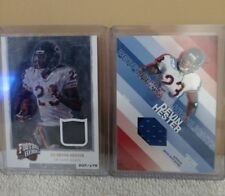 DEVIN HESTER  2008 Upper Deck Heroes #33 Game Used Jersey #037/175 and Topps GU