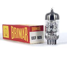 New listing Ecf805/6Gv7 Brimar Nos British Tube Röhre Lampe Tsf Valvola Valve 真空管 진공관