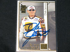 DALE JARRETT  2006 PRESS PASS VIP  by the numbers  AUTOGRAPH CARD