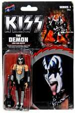 KISS - The Demon - Love Gun Outfit Action Figure Toy - NEW Gene Simmons BifBang