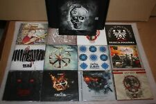 Percival - Collection of 13 CD's POLISH RELEASE SIGNED ! WITCHER + EXCLUSIVE BOX