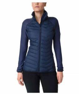 COLUMBIA Womens Powder Lite Hybrid Fleece Jacket
