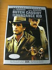 Butch Cassidy And The Sundance Kid 1969 Paul Newman DVD (Special Ed)Fox 2000