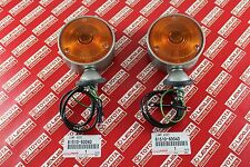Toyota Land Cruiser FJ40 40Series Front Turn Signal Lights Lamps OEM 81510-60040