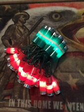 REDUCED. Sale Decorations Shotgun shell lights, holiday celebration freedom