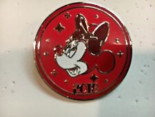 Minnie Mouse Head Shot Dated 2018 Disney Pin