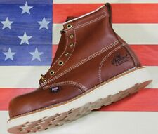 """Thorogood American Heritage 6"""" Emperor Composite Toe Boot [804-4655] Made in USA"""