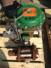 FISHER TYPE EZ 1.5 INCH CLASS 125 667 ACTUETED VALVE
