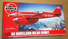 AIRFIX DE HAVILLAND DH88 COMET 1:72 MODEL KIT GROSVENOR HOUSE MACROBERTSON RACE