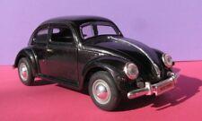 Modellauto Modell VW Käfer Ovali schwarz metallic vintage 80er 90er gebraucht