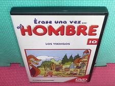 ERASE UNA VEZ EL HOMBRE - N. 10 - LOS VIKINGOS