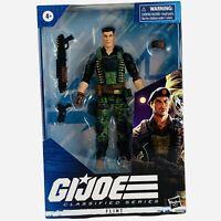 "GI Joe Classified Series FLINT 6"" Inch Hasbro Action Figure #26 NEW 2021"