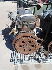 Mazda 4.6L XTKX Diesel Engine (TURNS WELL)