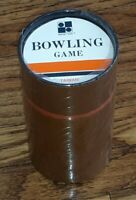 Beston Game BOWLING Taiwan Cylinder cuP Dice SEALED BRAND NEW vintage toy