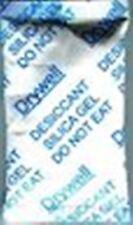 NEW~DESICCANT SILICA GEL~2g SACHETS~PACK OF 200 SACHETS - ABSORB MOISTURE MILDEW
