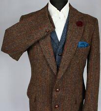 Harris Tweed Jacket Blazer 42L AMAZING COLOUR TWEED X809
