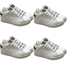 Adidas Stan Smith Kids Boys Trainers White Sneakers Sports Casual Shoes UK 1