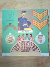 Beatles Vinyl Sgt Pepper PCS 7027 YEX 637 cut outs EX/EX