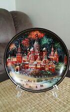 Original ceramic plate by Uriy Dubovikov  Moscow