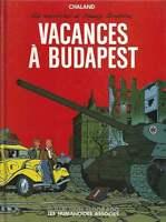 CHALAND . FREDDY LOMBARD . VACANCES À BUDAPEST . EO . 1988 .
