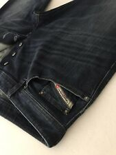 DIESEL JEANS NWT Safado Regular Slim Straight Stretc Denim Size 38x32 New$188.00