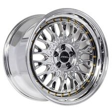 17x8.5 ARC AR1 5x100 +30 Platinum Rims Fits Dodge Neon Srt4 Forester Outback
