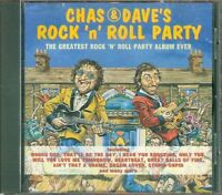 Chas & Dave'S Rock'N'Roll Party 1995 Telstar Cd Ottimo Sconto EU 5 x Spesa EU 50