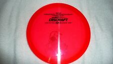 Discraft 177+ g Cryztal Z Buzzz Os, 2015 Memorial Limited Edition Flag Stamp Oop