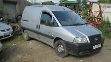 citroen dispatch for parts o/s rear light.