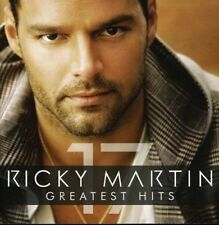 RICKY MARTIN GREATEST HITS CD NEW
