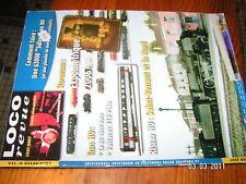 Loco Revue n°714 BB 4600 BB63500 & 63000 enttré tunnel