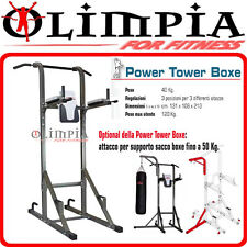 HIGH POWER Torretta Multifunzione POWER TOWER BOXE 2 - Allenamento CORPO LIBERO