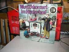 LP VA Div Wunschkonzert im Hinterhof BRILLANT Bremen