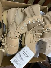 US. Military Altama Combat Boots Desert Size 10 W,New