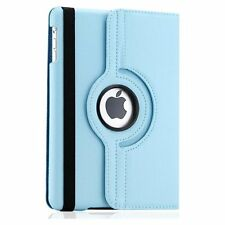 FUNDA TABLET + PUNTERO PARA IPAD AIR IPAD 5 GIRATORIA 360º COLOR AZUL CLARO